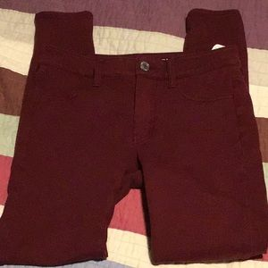 AMERICAN EAGLE SUPER STRETCH PANTS SIZE 2